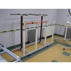 Stanowisko do badani drążków izolacyjnych ZK 130