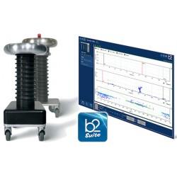 System pomiaru WNZ/Tan delta b2HV PD60-2/TD60