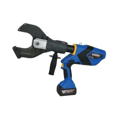 KLAUKE ES 85 Battery powered hydraulic cutting tool 85 mm dia.