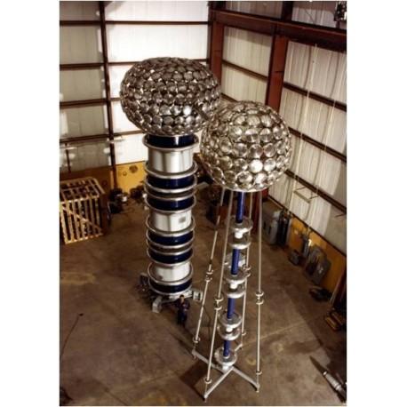 Napięciowe generatory rezonansowe do badań krótko i długotrwałych