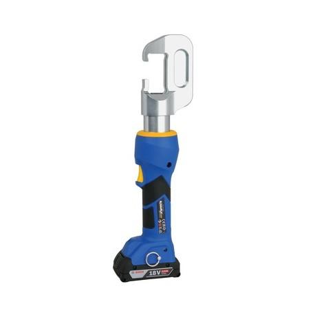 KLAUKE EK 50/18 Battery-powered hydraulic crimping tool 6 - 240 mm2