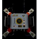 NDB AE-150 triangulacyjny analizator wyładowań niezupełnych