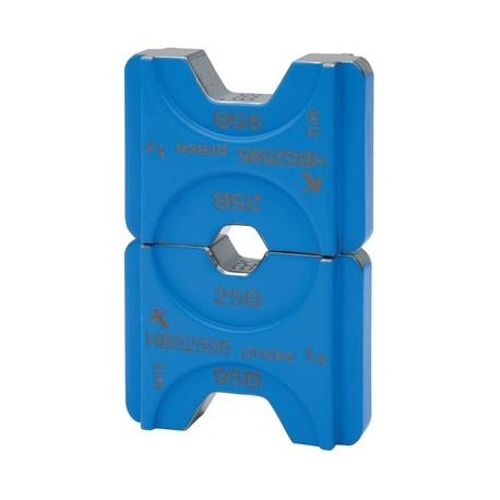KLAUKE matryce zaciskowe, blue connection® HB 5
