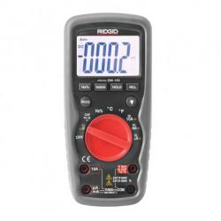RIDGID DM-100 micro, cyfrowy miernik uniwersalny