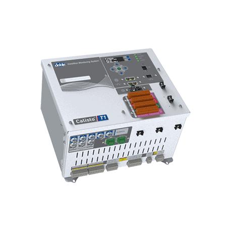 DOBLE CALISTO T1  monitoring  urządzeń i aparatów elektroenergetycznych