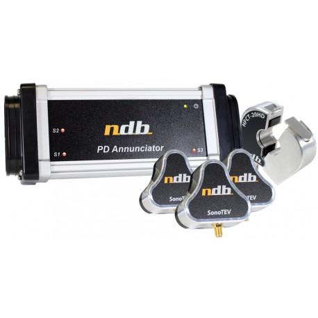 System monitorowania WNZ NDB PD Annunciator
