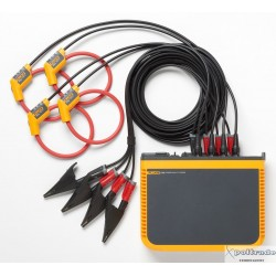 Rejestrator parametrów sieci FLUKE 174X