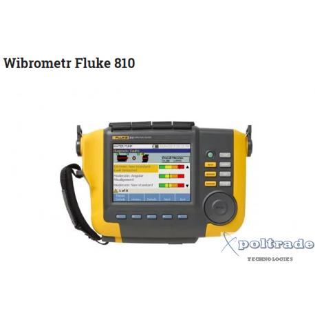 Wibrometr FLUKE 810