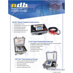 Produkty diagnostyczne NDB
