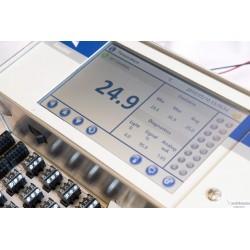 Monitoring temperatury FISO