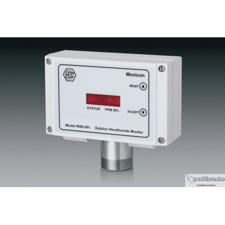 System detekcji SF6 IR80-SF6