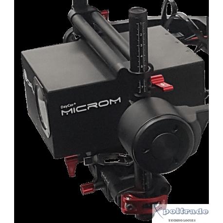 Kamera koronowa microROM dla bezzałogowców