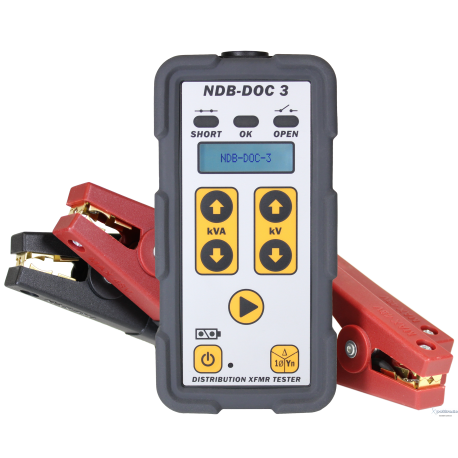 Tester transformatorów rozdzielczych SN DOC-3