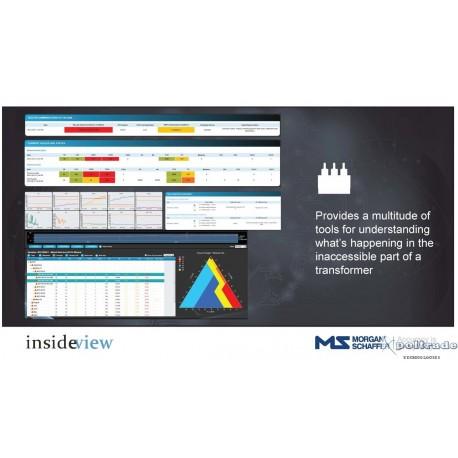 Oprogramowanie do zarządzania eksploatacją transformatorów Inside View