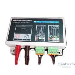 Moduł tłumika do PQube 3 model ATT2-600V - Napięcie  ±600VDC/300VAC / Prąd DC