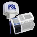 POWERSIDE  GPS-SYNC-MS1-GPS1 zestaw precyzyjnej synchronizacji czasowej dla PQube 3