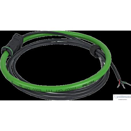 Cęga elastyczna Rogowskiego bez integratora dla PQube 3 FCT-XX-3000