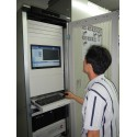 Optyczny system monitorowania temperatury i automatycznej lokalizacji anomalii termicznych w instalacjach przemysłowych OTMS