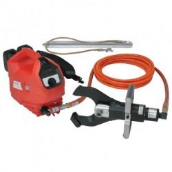 Nożyce hydrauliczne akumulatorowe do cięcia kabli KLAUGE ASSG