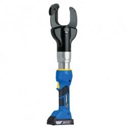 Nożyce hydrauliczne do cięcia kabli Cu i Al średnica do  50 mm zasilane akumulatorowo KLAUKE ESM 50