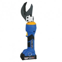 KLAUKE ES 32 F Battery powered hydraulic cutting tool 32 mm dia. for fine and superfine stranded copper cable
